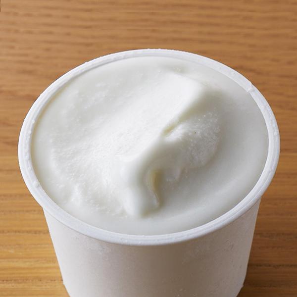 ジェラート ミルク